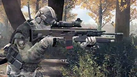 Ghost Recon: Future Soldier - Gameplay-Trailer zeigt Koop-Action
