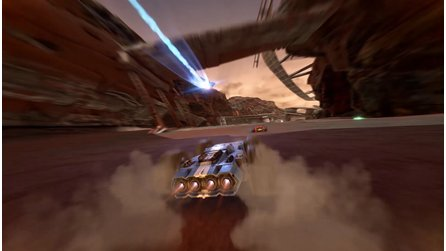 Grip - Gameplay-Trailer kündigt Release des Arcade-Rennspiels an