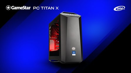 ONE GameStar-PC TITAN X - Ultimativer Gaming-PC mit Core i7 8086K und ASUS GeForce RTX 2080