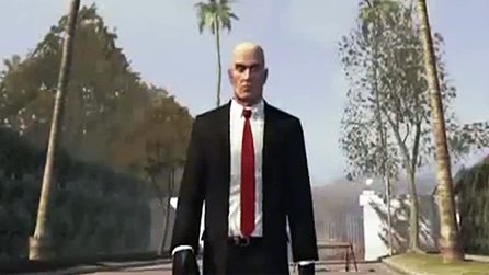 Hitman: Blood Money - Render-Trailer zum vierten Hitman-Spiel