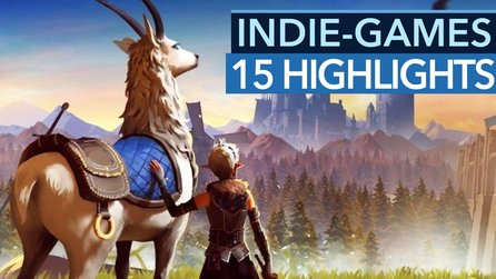 Indie-Hits der gamescom: 15 Spiele-Hightlights der Indie Arena Booth