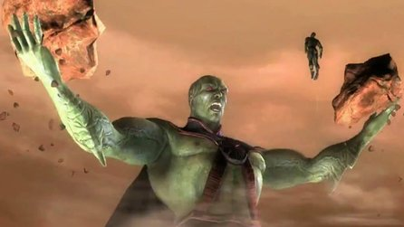 Injustice: Götter unter uns - Gameplay-Trailer zum DLC-Charakter »Martian Manhunter«