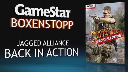 Jagged Alliance: Back in Action - Boxenstopp zur Special Edition