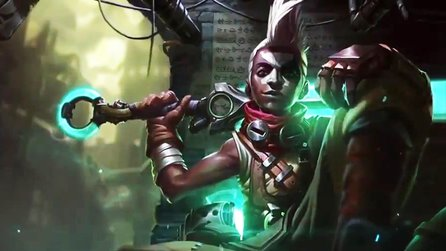 League of Legends - Champion-Trailer: So spielt sich der neue Held Ekko