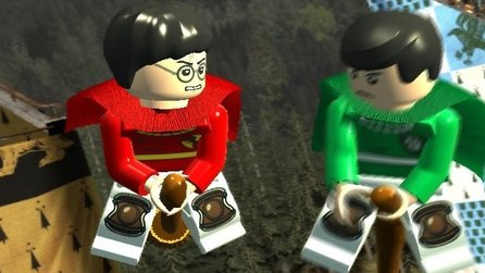 Lego Harry Potter - Test-Video: Magie mit Bausteinen