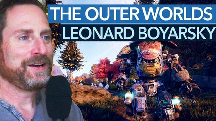 The Outer Worlds - Romanzen: »Wir wollten keine Dating-Simulation machen!«