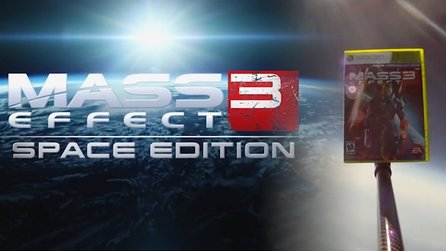Mass Effect 3 - Space-Edition-Trailer: So war die Weltraum-Aktion
