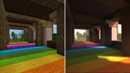 Minecraft mit Raytracing - Nvidias Raytracing-Offensive zur gamescom 2019