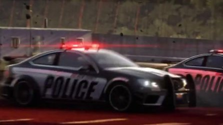 Need for Speed Rivals - Ingame-Trailer zeigt Jäger und Gejagte