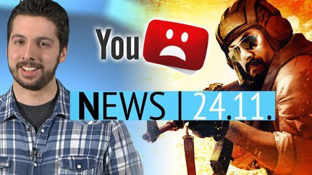 News - Montag, 24. November 2014 - Cheat-Skandal in CS:GO - YouTube-Strike für Call-of-Duty-Glitches