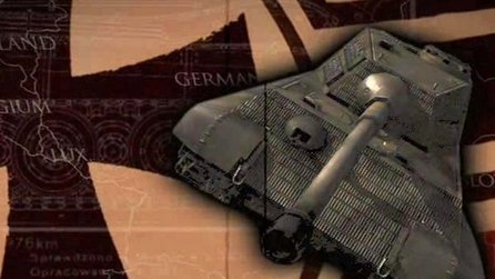 Order of War - Trailer stellt Panzer vor