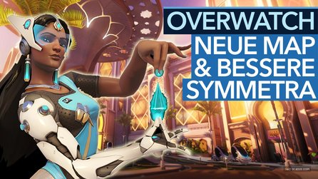 Overwatch - Fazit-Video: Oasis-Map? Nett. Neue Symmetra? Super!