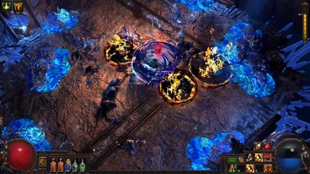 Path of Exile: Delve - Trailer zum neuen Addon mit endlosem Dungeon
