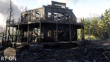 Video zeigt Raytracing-Mod für Red Dead Redemption 2