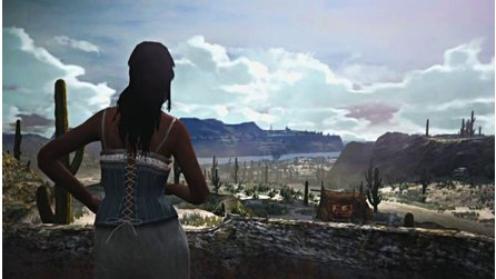 Red Dead Redemption - Trailer: Die Frauen im Wilden Westen