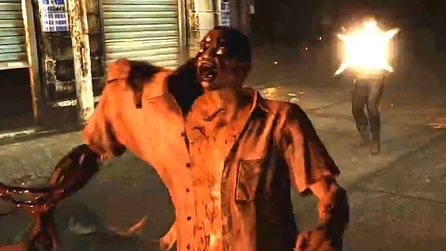 Resident Evil 6 - Gameplay-Video zum Agent-Hunt-Modus