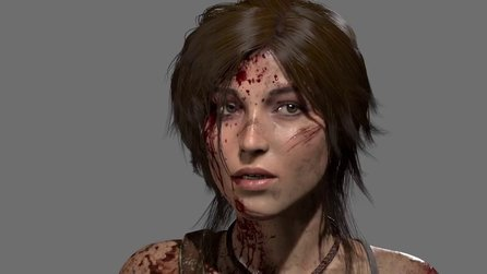 Rise of the Tomb Raider - Entwickler-Video: So aufwändig ist Laras Charaktermodell
