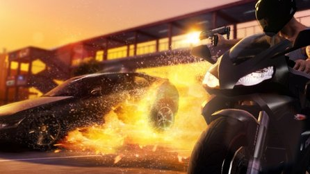 Sleeping Dogs - Driving-Trailer: Auto-Akrobatik in Hongkong