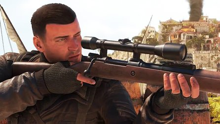 Sniper Elite 4 - Trailer erklärt den Shooter in 6 Minuten