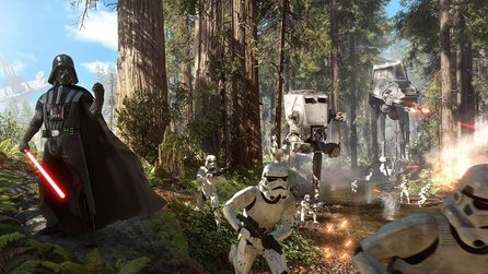 Star Wars: Battlefront - Gameplay-Trailer zeigt Action auf Endor