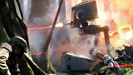Star Wars: Battlefront - Test: Der neue Star-Wars-Shooter ist gut, aber innovationsarm