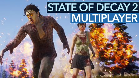 State of Decay 2 - Koop angespielt: So funktioniert der Zombie-Multiplayer