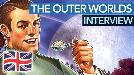 The Outer Worlds - Englische Originalversion des Interviews mit Tim Cain