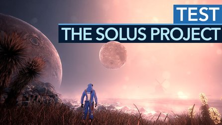 The Solus Project - Test-Video: Entdeckungstour auf dem Alien-Planeten Gliese-6143-C