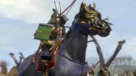 Total War: Shogun 2 - DLC-Trailer zu »Rise of the Samurai« für Mac