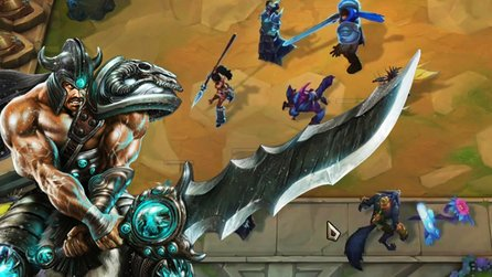 Trailer zu Teamfight Tactics, dem Auto-Chess-Spinoff von LoL