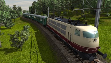 Train Fever - Test-Video zum Tycoon-Spiel