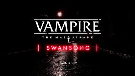 Spin-Off zu Vampire: The Masquerade namens Swansong in Arbeit