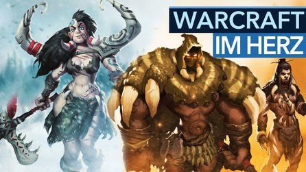 War Party - Test-Video: Echtzeit-Strategie wie aus WarCraft-Tagen