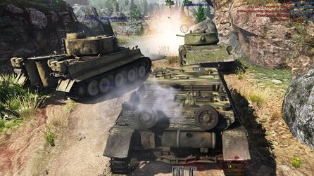 War Thunder: Ground Forces - Vorschau-Video aus der Beta des Panzer-Addons
