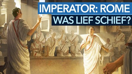 Was lief schief bei Imperator: Rome? - Interview mit Paradox