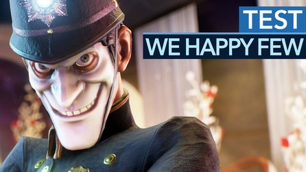 We Happy Few - Test-Video: Wenn Story eure Droge ist