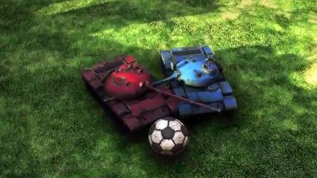World of Tanks - Ingame-Trailer zur Football-Edition