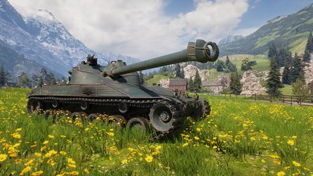 World of Tanks - Entwickler-Video zeigt die Features der neuen Grafik-Engine