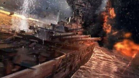World of Warships - Render-Trailer zur Kriegsschiff-Simulation