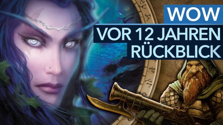 WoW vor 12 Jahren - Video-Rückblick: So anders war World of WarCraft 2004