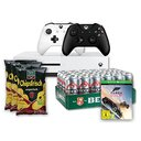 Xbox One 500GB + Forza Horizon 3 Bundle + Controller + Bier + Chips