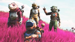 No Man's Sky Next - Gameplay-Trailer zeigt Third Person-Perspektive & neuen Multiplayer-Koop