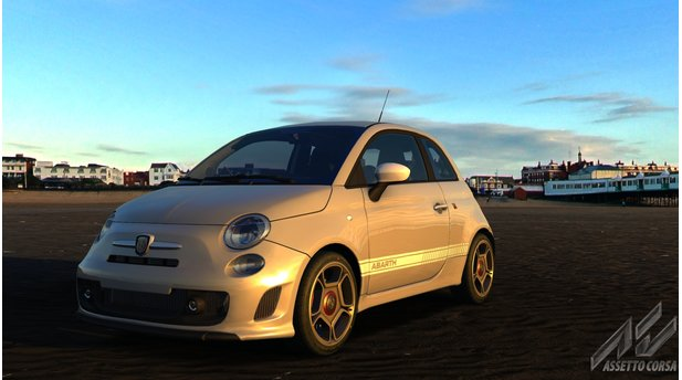 <b>Assetto Corsa</b><br>Abarth 500 EsseEsse