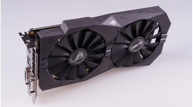 Asus Geforce GTX 1050 Ti ROG Strix OC
