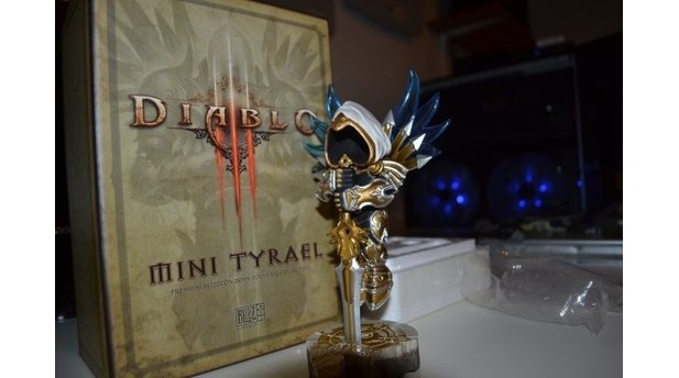 BlizzCon 2011 - Goodie Bag: Mini-Tyrael