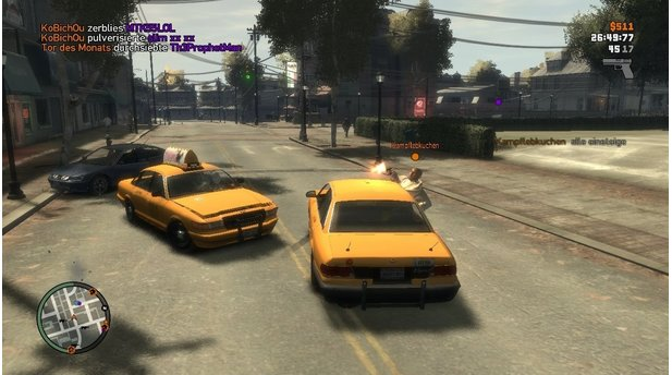 GTA 4 Multiplayer