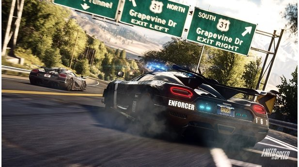 Need for Speed RivalsScreenshot aus dem DLC »Koenigsegg Agera One:1«