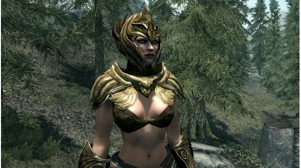 Skyrim Mod – Sexy Elven Armor (Steam-Workshop)