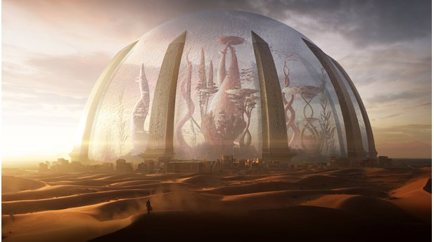 Torment: Tides of Numenera - Artworks