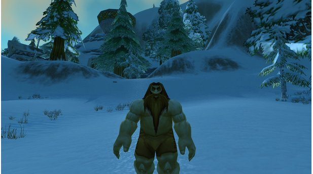 <b>World of Warcraft: Warlords of Draenor</b><br>Männlicher Zwerg vor dem Addon